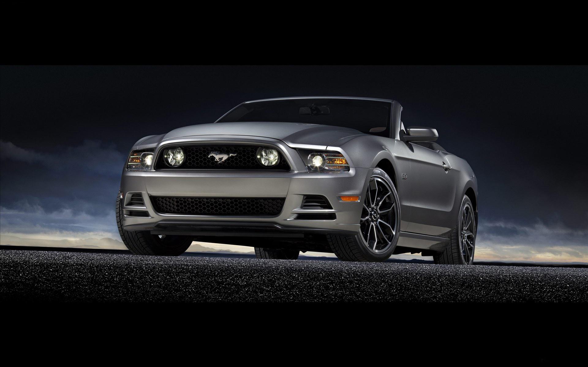 Ford Mustang GT 2013 Wallpaper HD Car Wallpapers 1920x1200