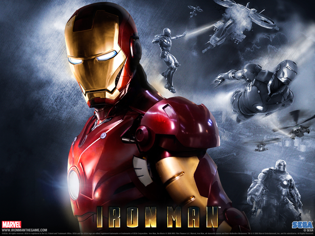 Iron Man 2 Wallpapers Iron Man Movie Wallpapers Desktop Backgrounds 1024x768