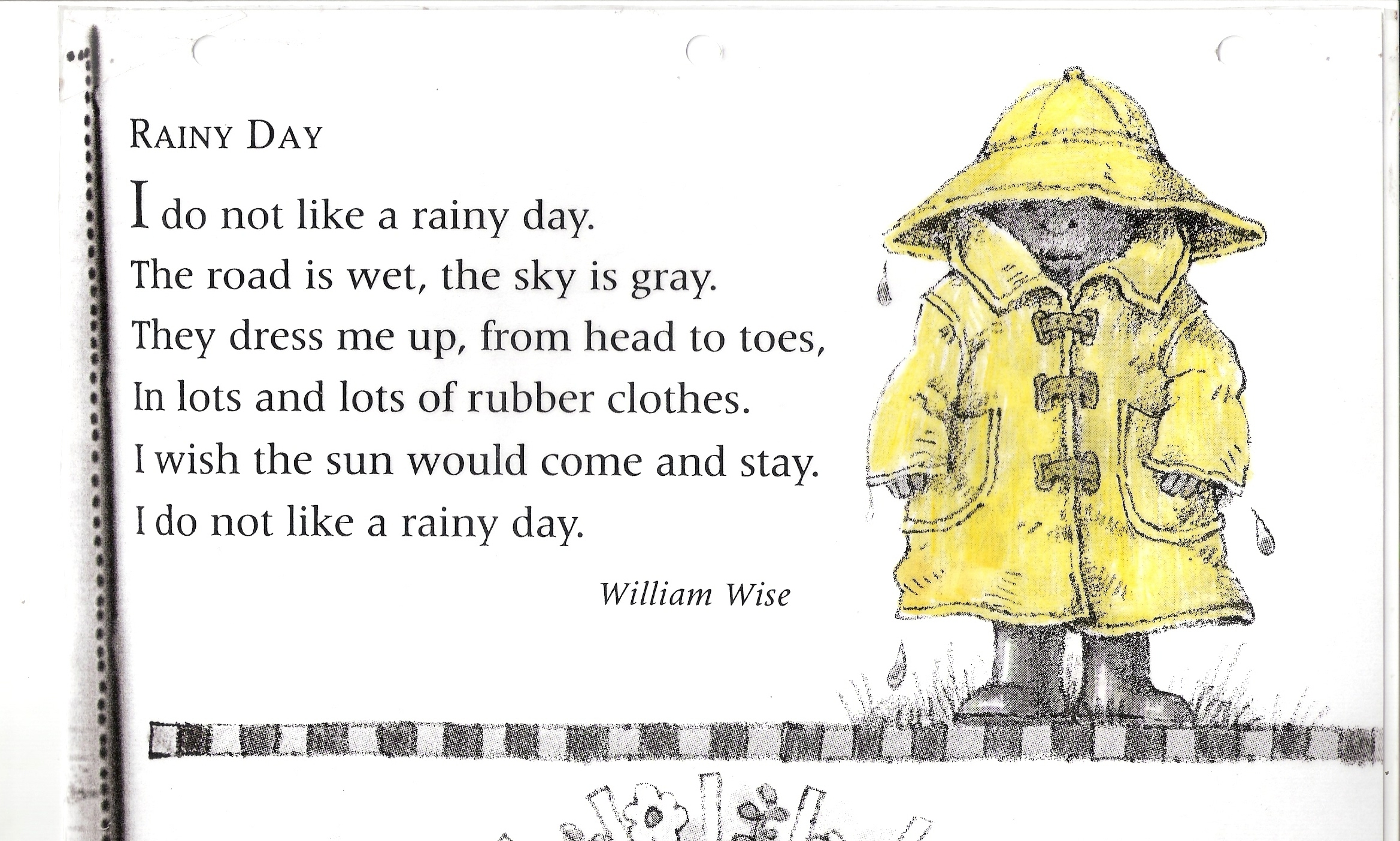 Rain Poems HD Wallpaper Others Wallpapers 2338x1405