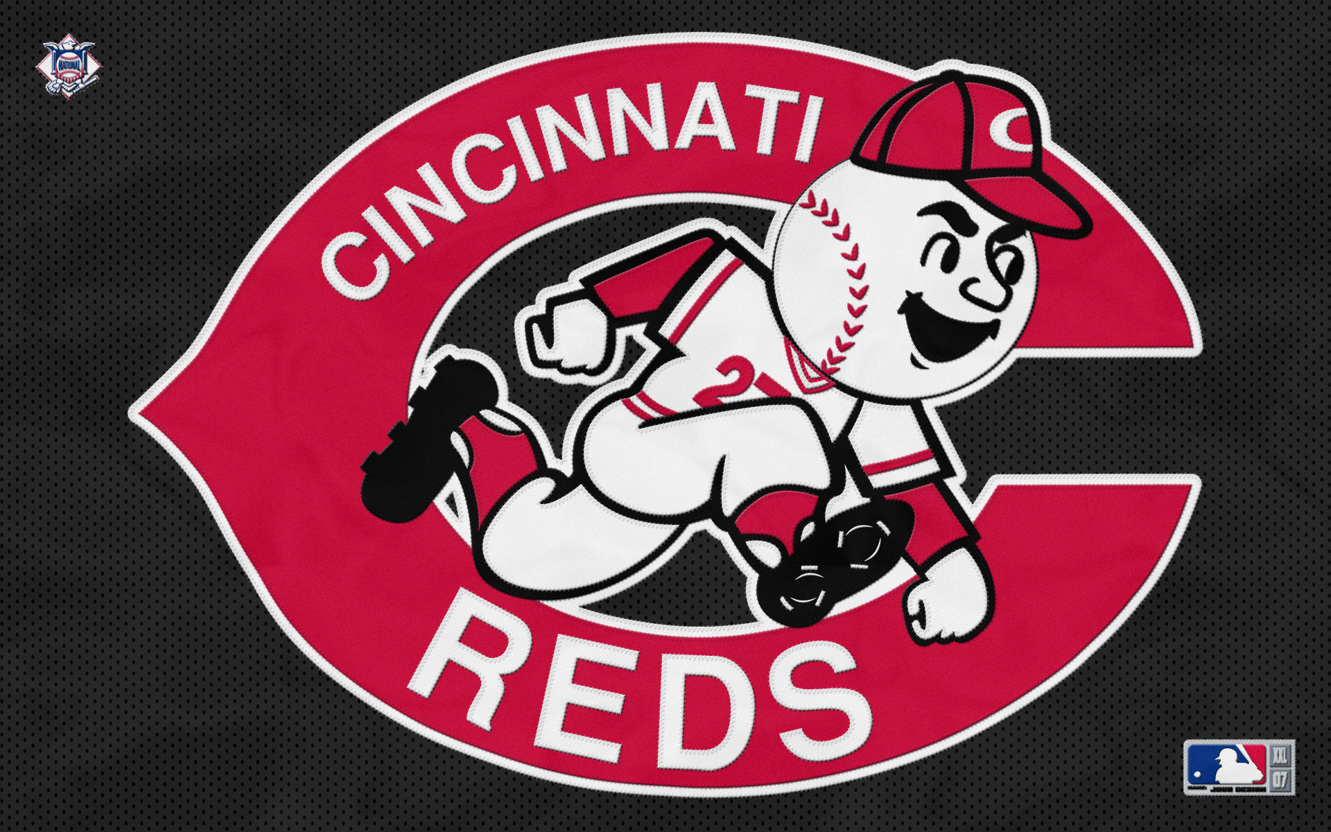 Cincinnati Reds HD Wallpaper HD Wallpapers HD Backgrounds 1920x1200
