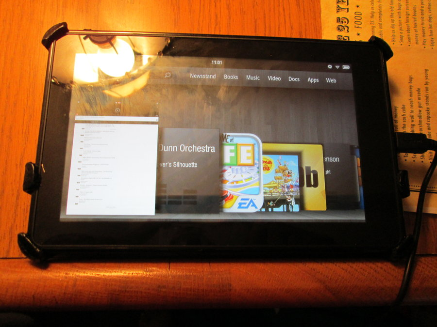 My Kindle fire by mylesterlucky7 900x675