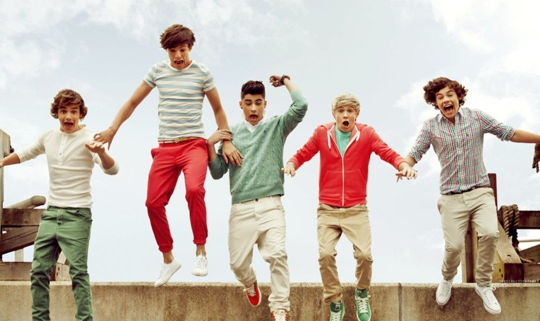 One Direction 2012 HD Wallpaper 1080x642 One Direction 2012 1080x642