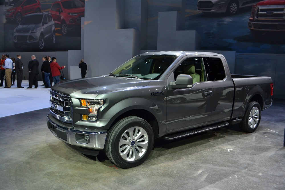 2015 Ford F 150 Wallpapers For Laptops 1000x666