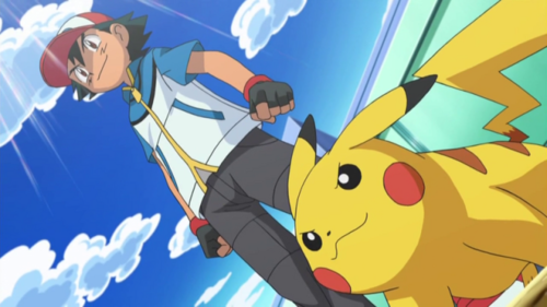 Ash and Pikachu Wallpaper and background images in the Pokmon 500x281