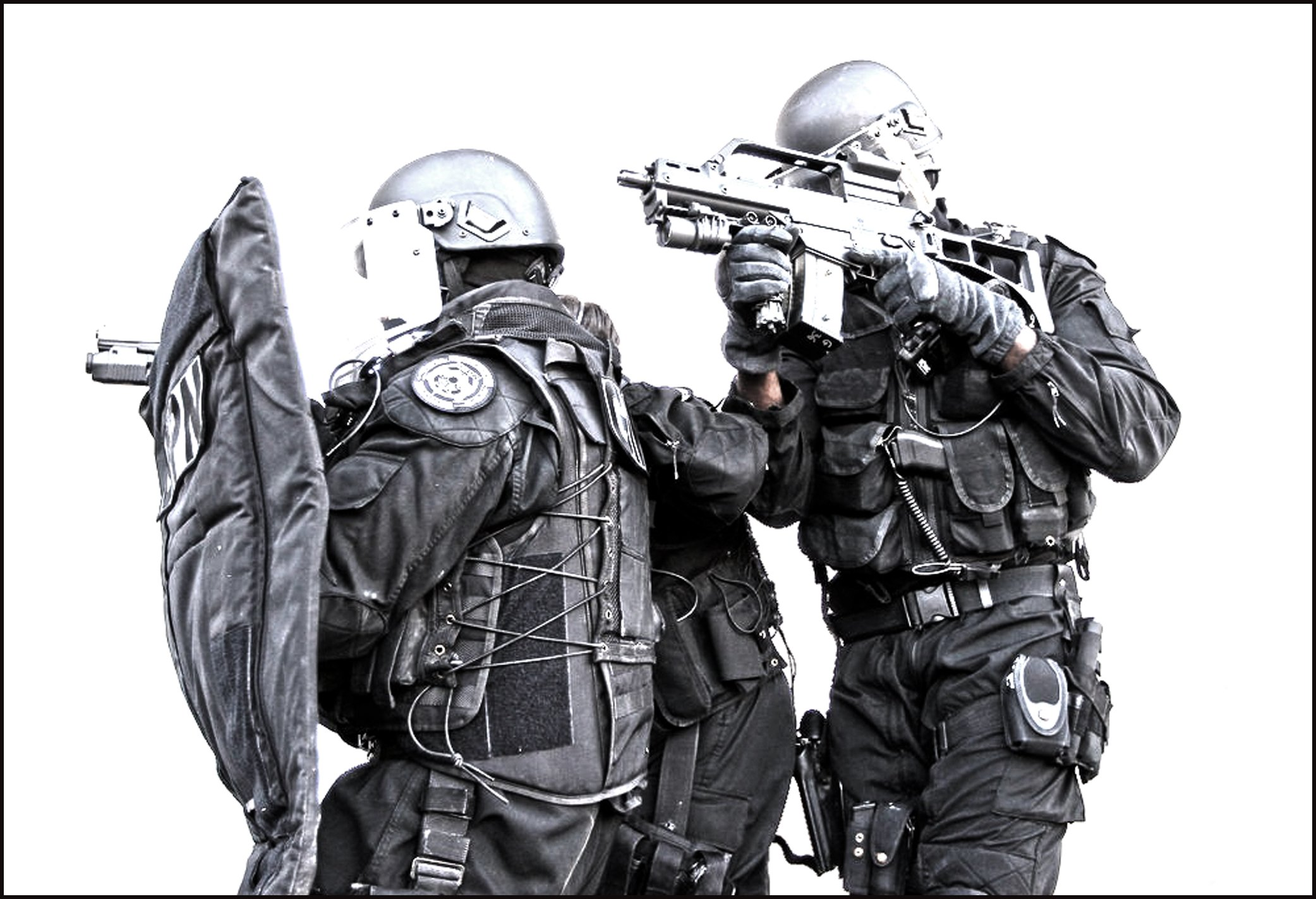 SWAT TEAM police crime emergency weapon gun wallpaper background 2083x1423