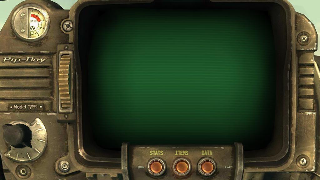 Fallout 4 Wallpaper Fallout Pipboy Wallpaper by 1024x576