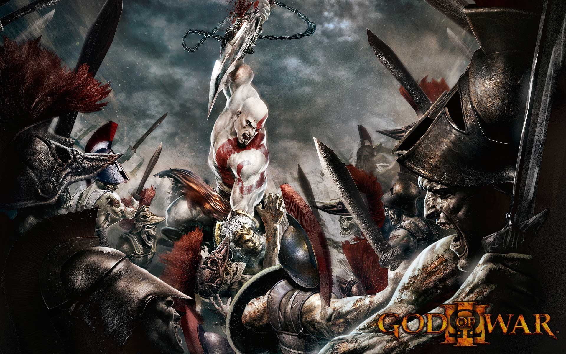 Latest God of War 3 Wallpapers HD Wallpapers 1920x1200
