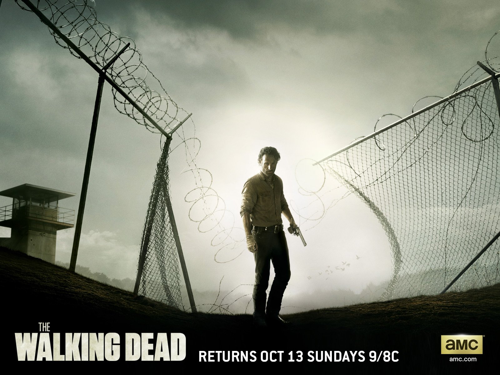 The Walking Dead season 4 wallpapers released - Movie Wallpapers