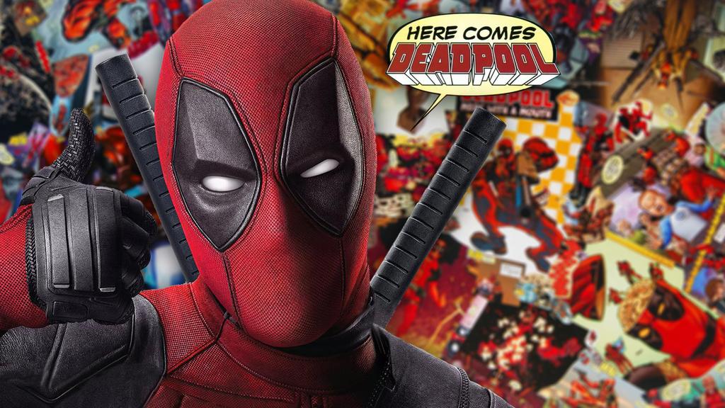 New Deadpool Wallpaper HD by Cheko111 1024x576