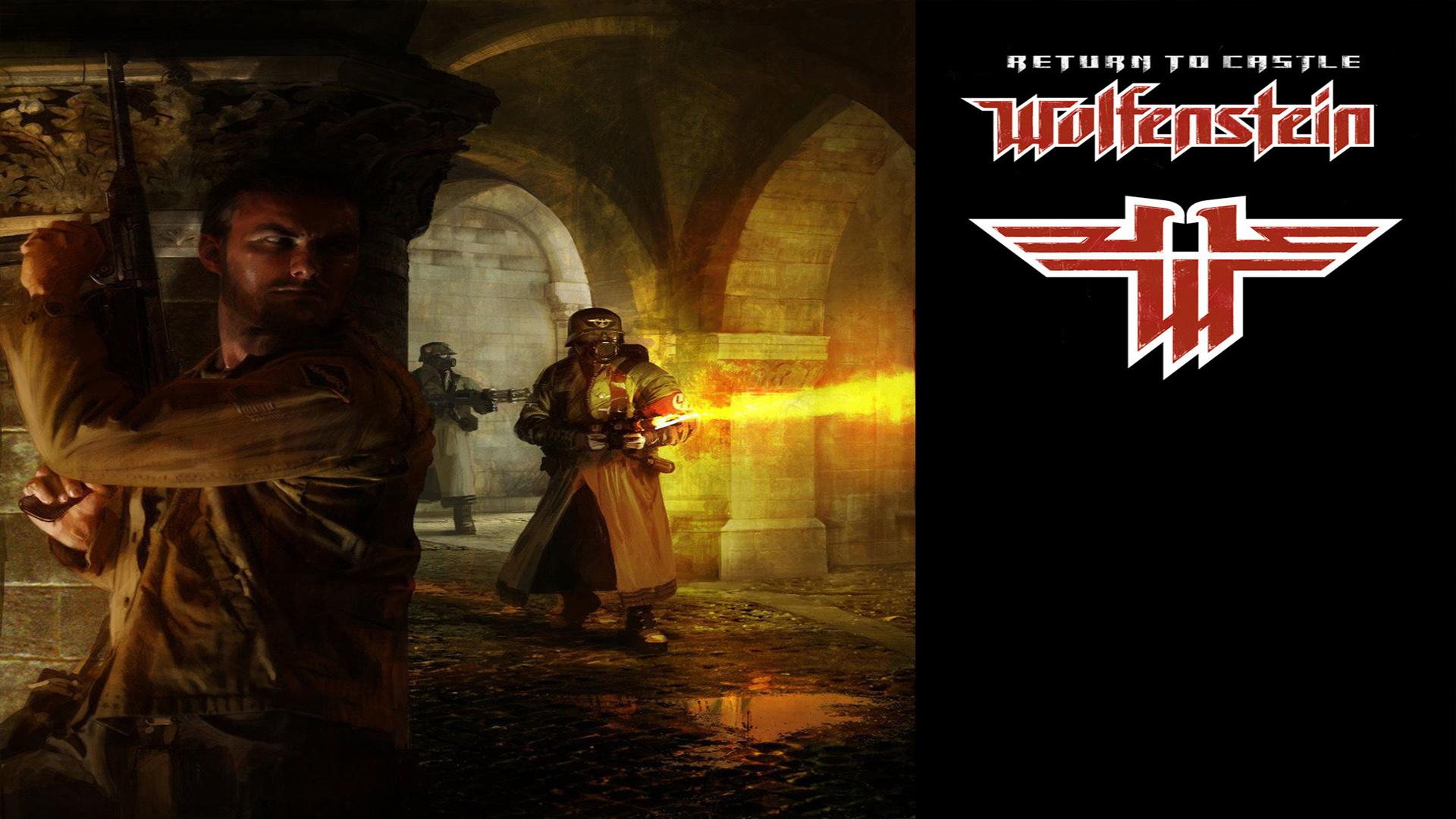 Free download Return To Castle Wolfenstein HD Wallpapers
