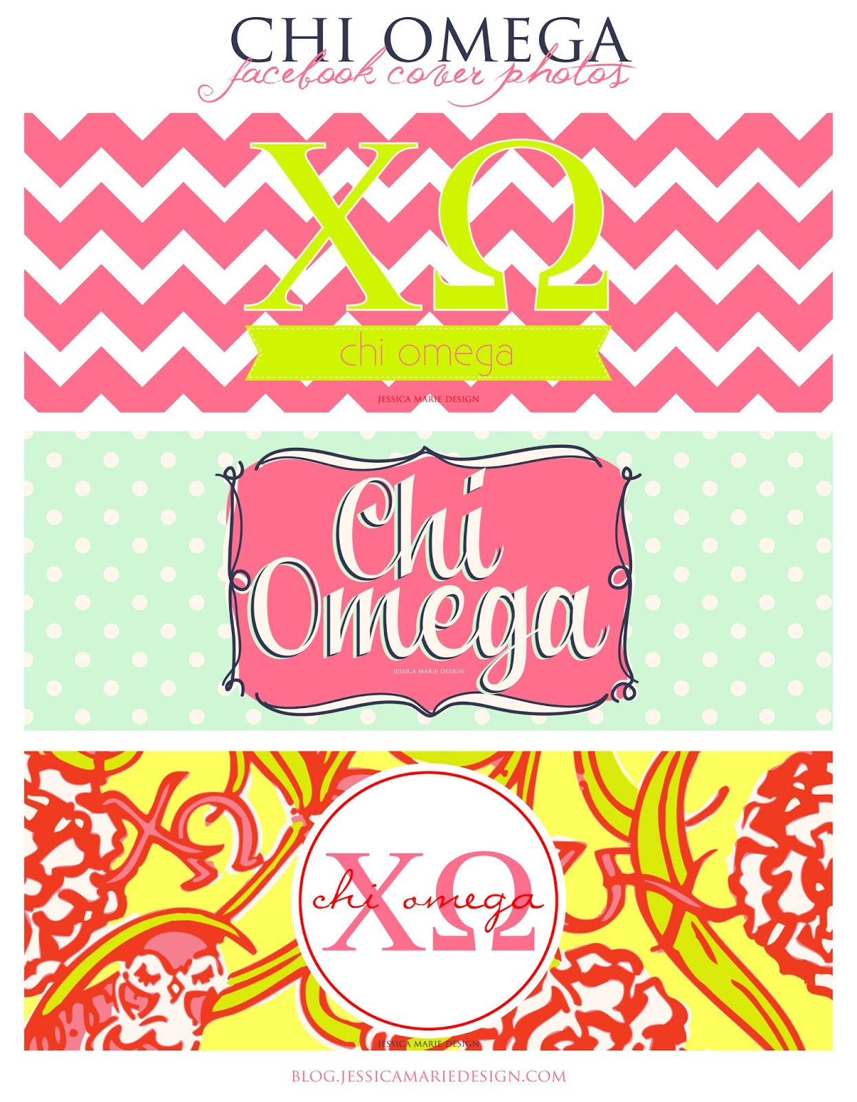 Chi Omega Accessories Outfit Facebook Cover Photos 1245x1600