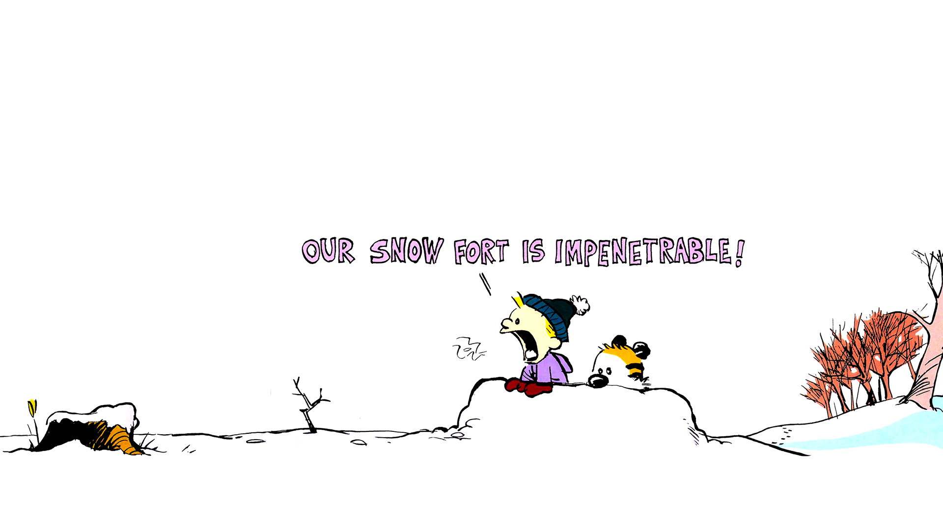 Free Download Pics Photos Calvin And Hobbes Wallpaper 1920x1080