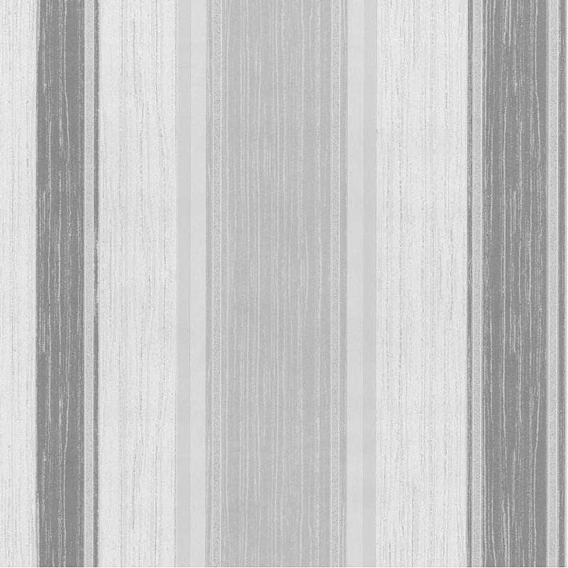 Free Download Home Silver Birch Stripe White Silver Blown Vinyl