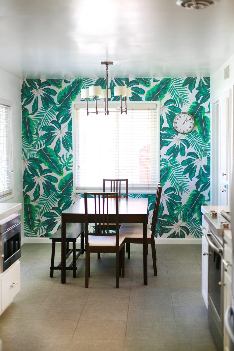 How to Install Your Own Wallpaper Lovely Indeed Accent wall 800x1200