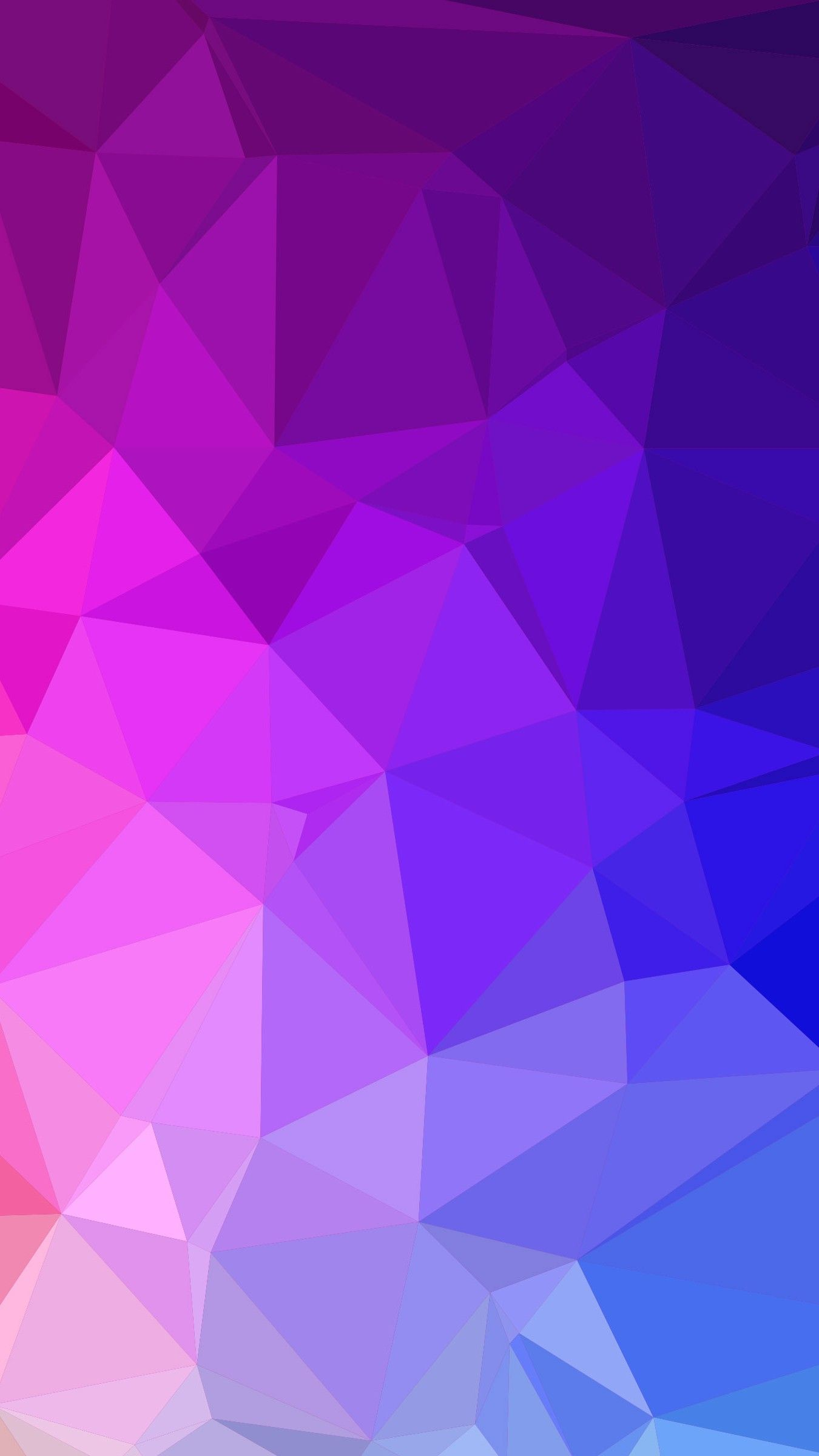 iPhone Wallpaper Violet Purple Blue Pattern Magenta Design 1350x2400