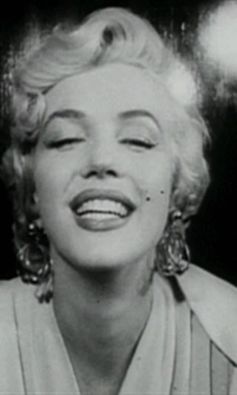 Marilyn Monroe Live Wallpaper Android Download 480x800