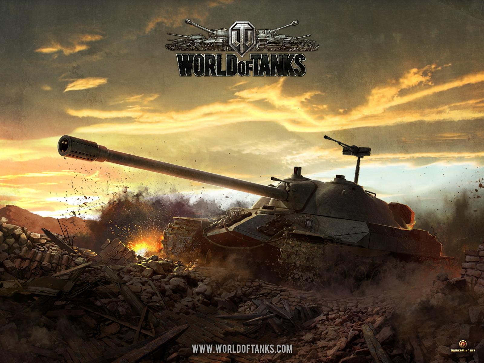 World of Tanks   Wallpaper 1600x1200