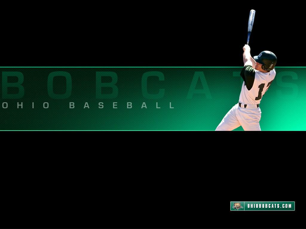 OHIOBOBCATSCOM   Ohio Official Athletic Site   Baseball 1024x768