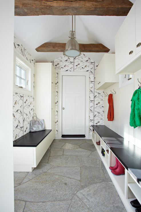 mud rooms   A Twitter Wallpaper whimsical mudrooms mudroom wallpaper 493x740
