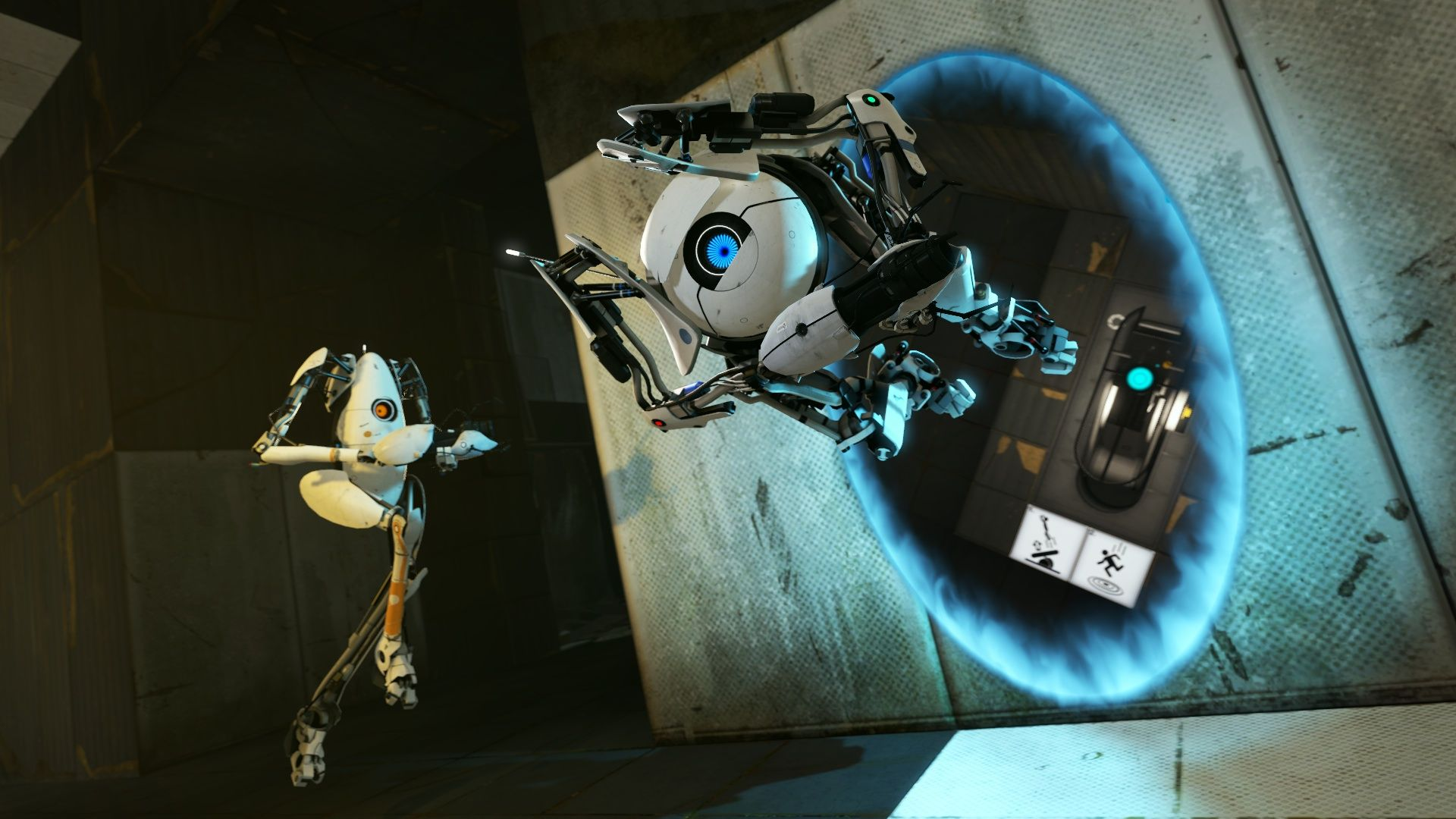 Portal 2 Review Shooers Portal movie Portal 2 Portal wallpaper 1920x1080