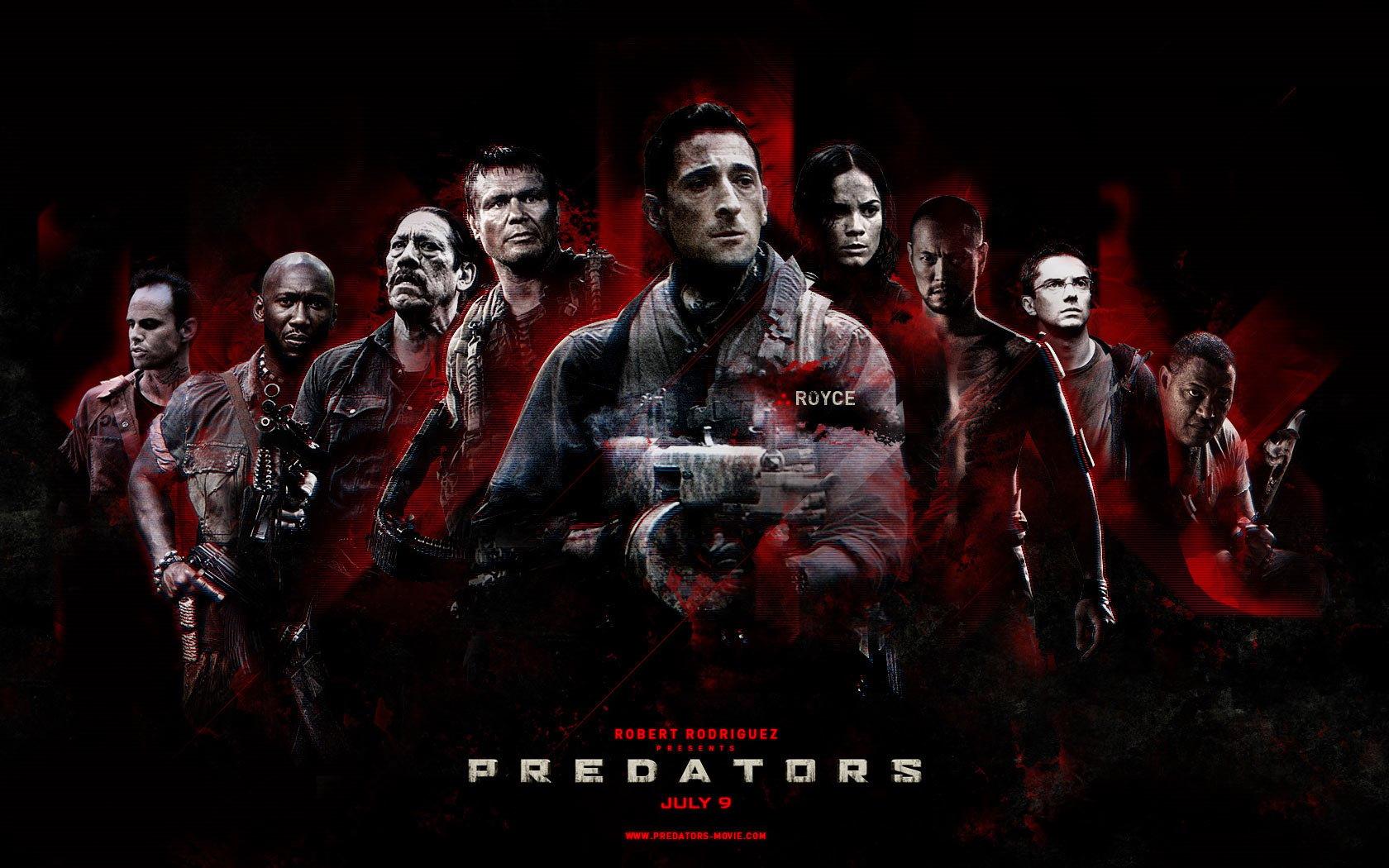 Predators Wallpaper and Background Image 1680x1050 ID513915 1680x1050