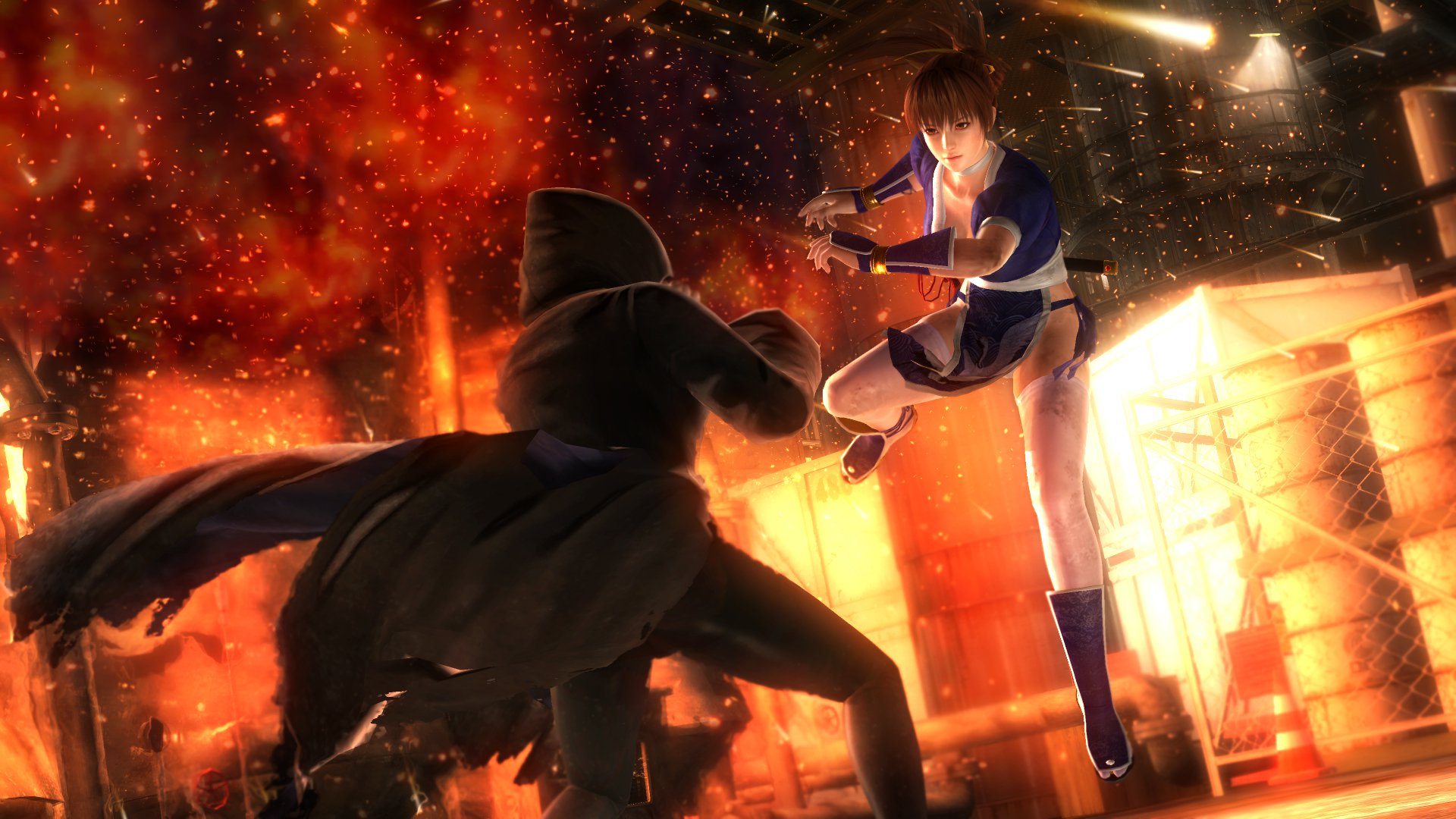 Dead or Alive 5 Last Round wallpaper 6 1920x1080
