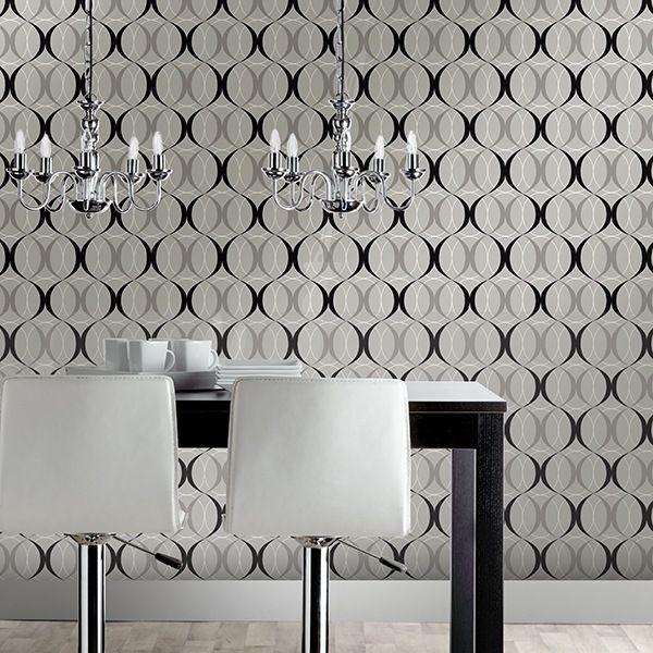 Wallpaper   Double Roll   Bouclair Home Decor ideas Pinterest 600x600