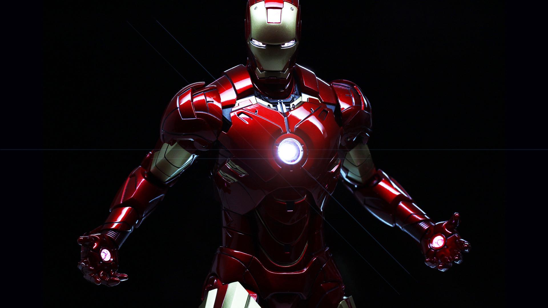 Iron Man Wallpaper HD 6894188 1920x1080