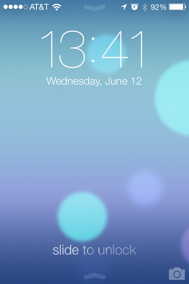 how to set iphome 7 lock screen timer