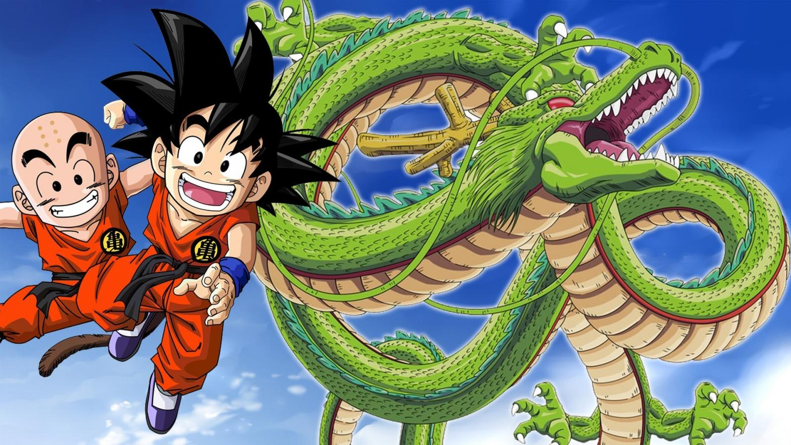 Cartoon District Wallpapers 40 Best Goku Wallpaper hd for PC Dragon 1600x900