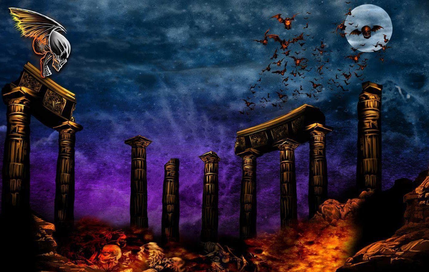 A7X Backgrounds 1416x899