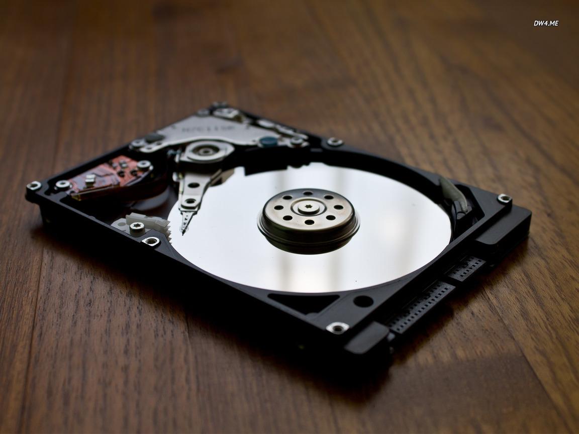 Hard disk drive wallpaper   Computer wallpapers   758 1152x864