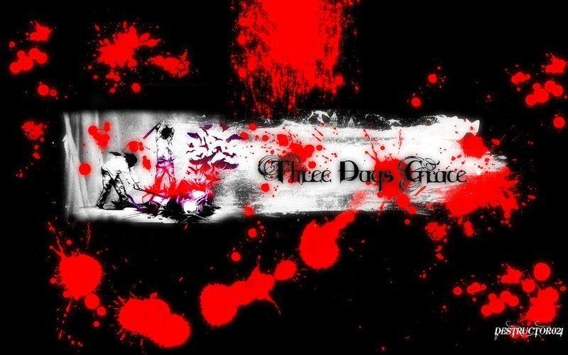 rock music three days grace canadian music bands band adam gontier 800x500