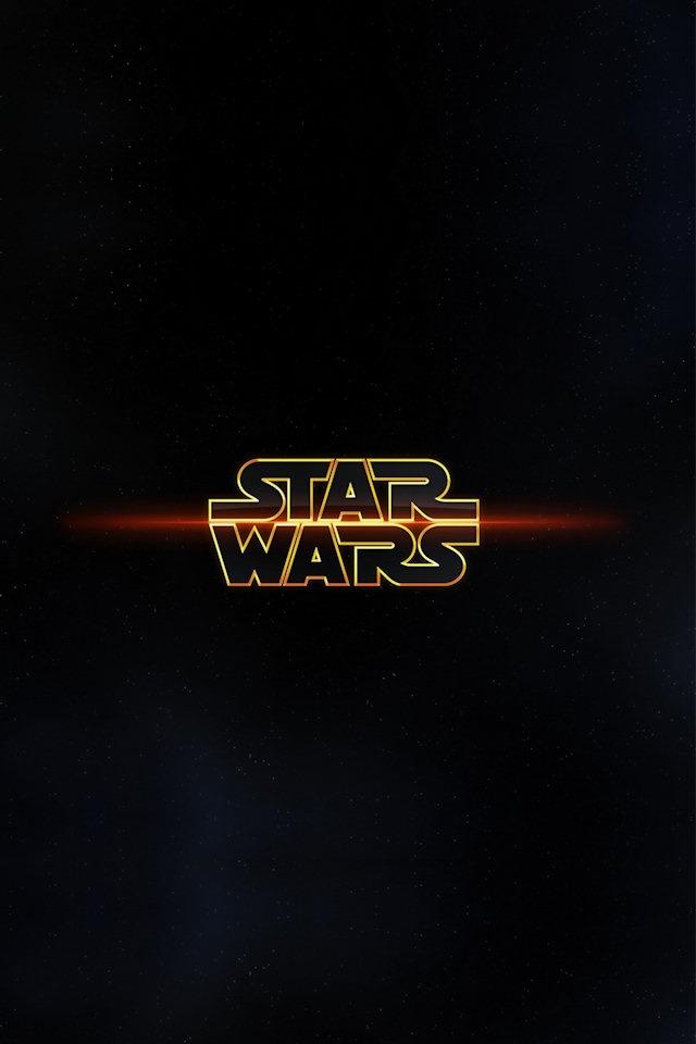 Star Wars Logo Wallpaper Wallpapersafari