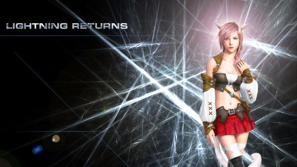 Lightning Returns Wallpaper HD