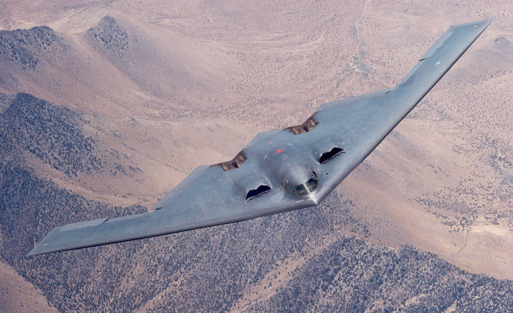 Aircraft military stealth bomber planes b 2 spirit wallpaper HQ 1800x1101
