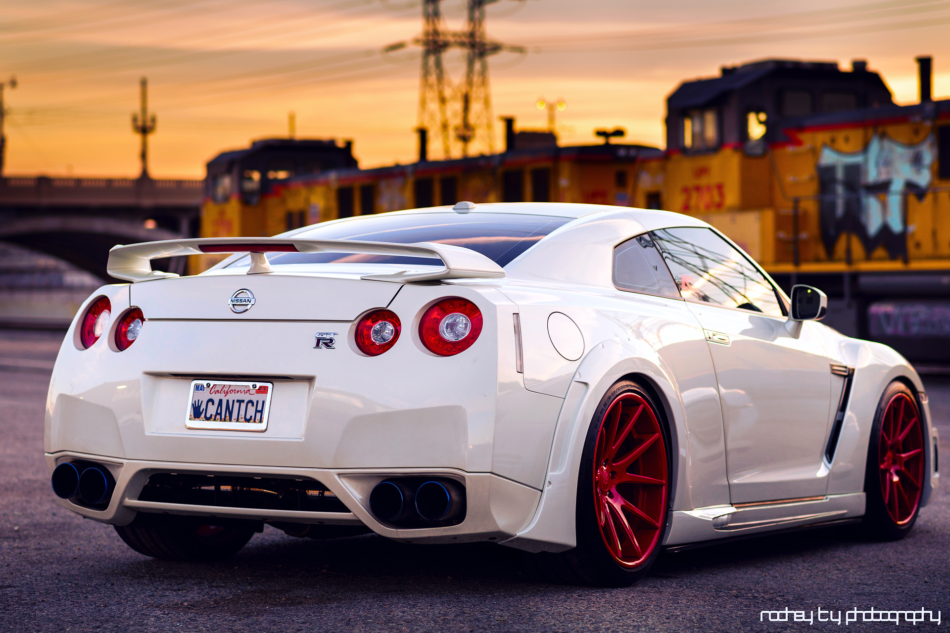 Nissan Gtr Hd Wallpaper Wallpapersafari