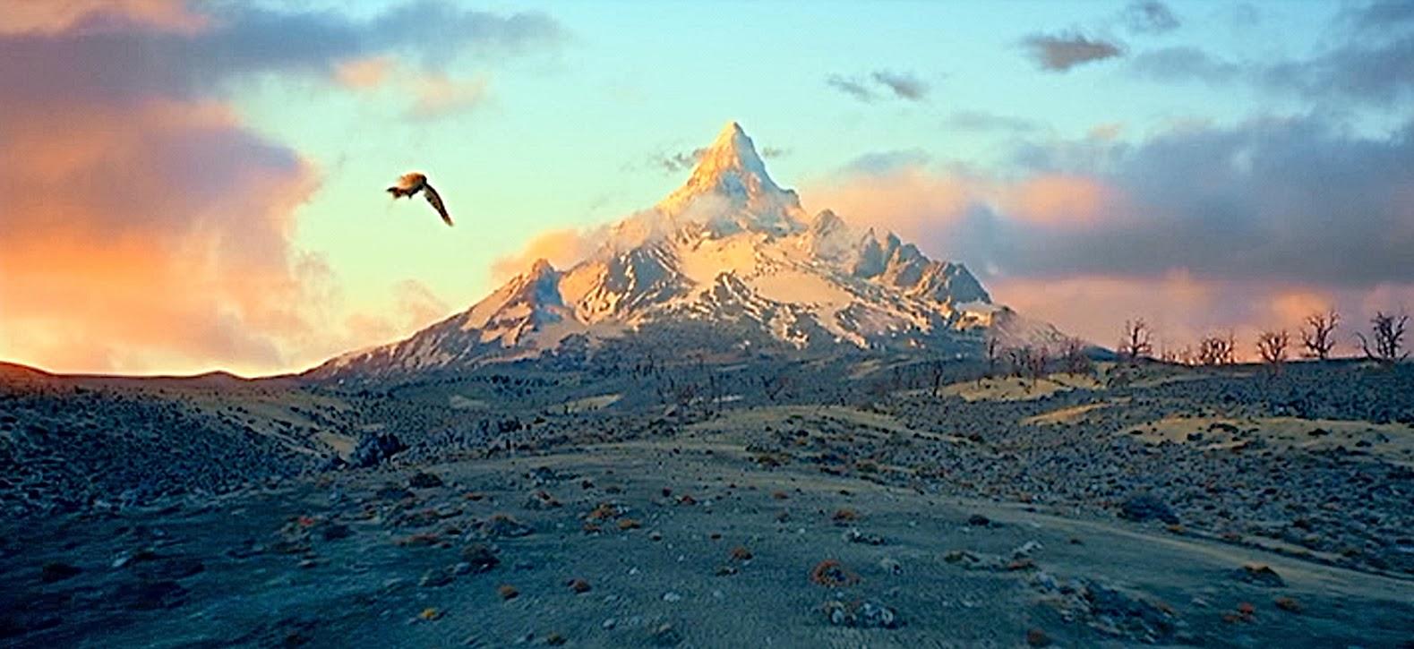 Pavis Blog The Lonely Mountain   Erebor 1579x725