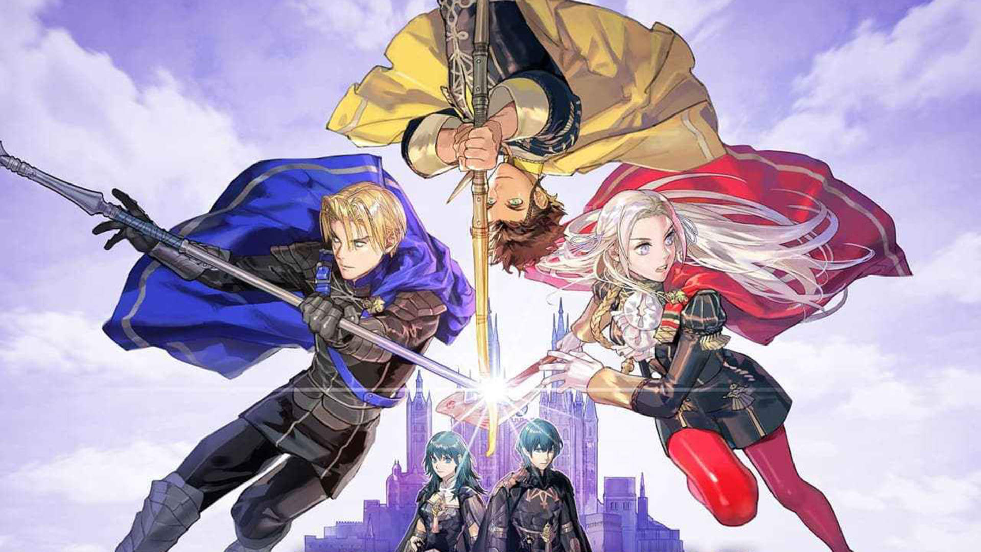 Fire Emblem Three Houses is Excellent But Its Excellence Comes 1920x1080