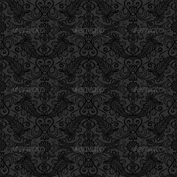 [44+] Black Lace Wallpaper on WallpaperSafari