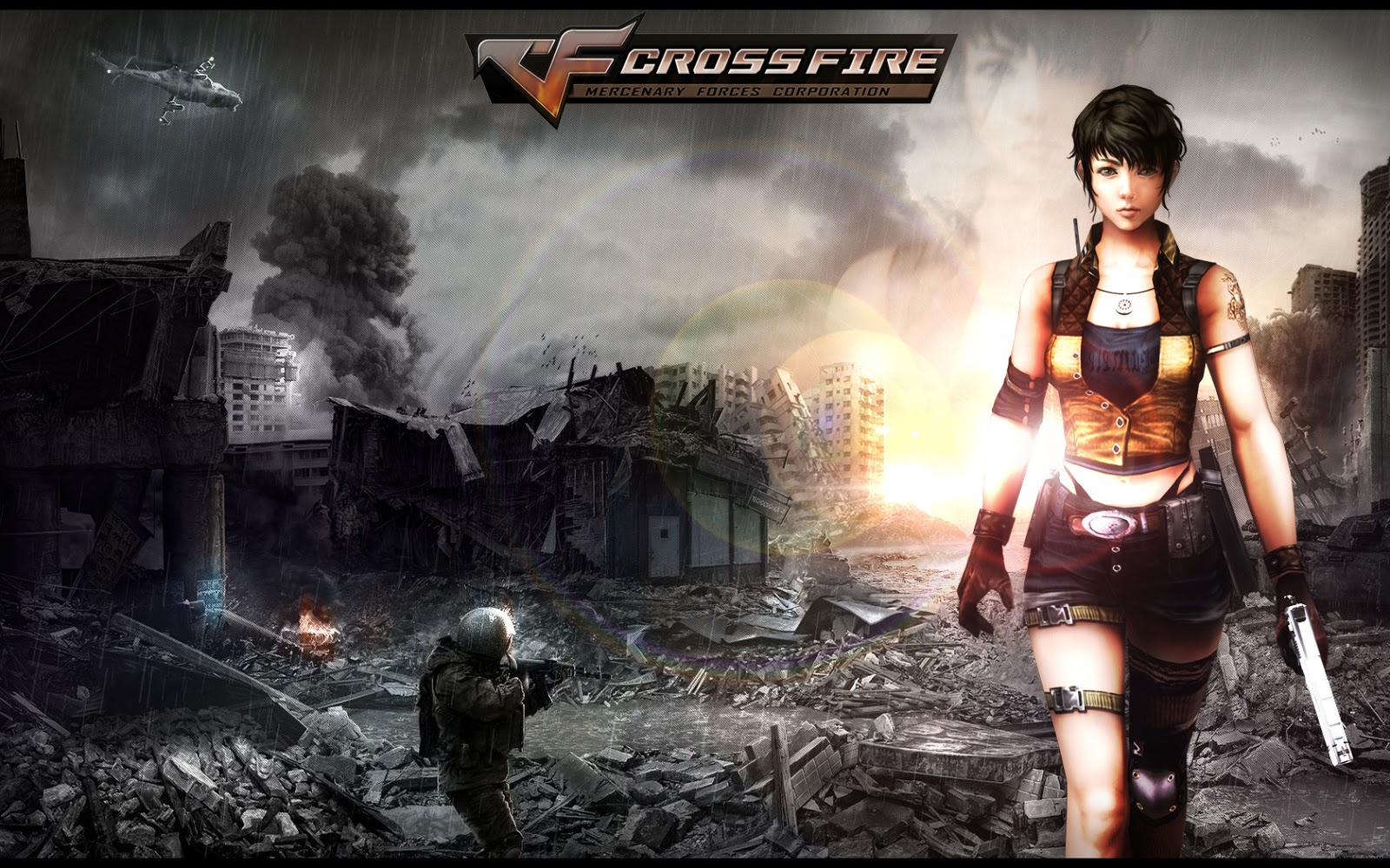 wallpaper crossfire collection 2011 - photo #10