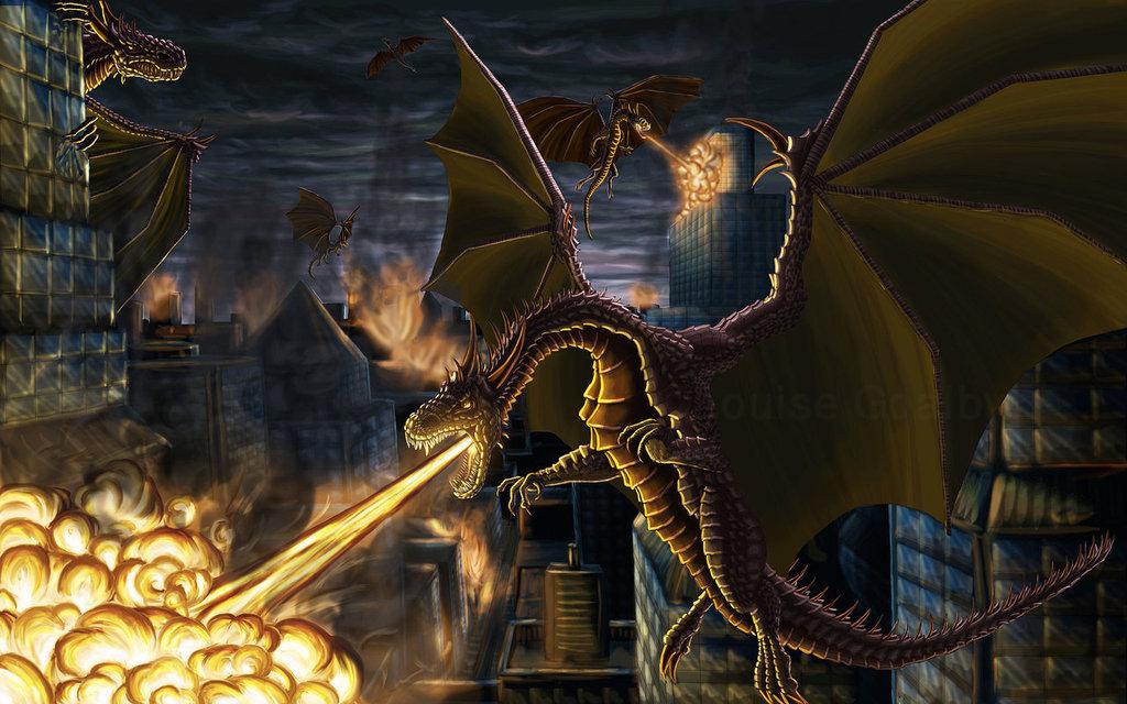 More Animated Dragon Wallpaper ANTIQUE WALLPAPER 1024x640