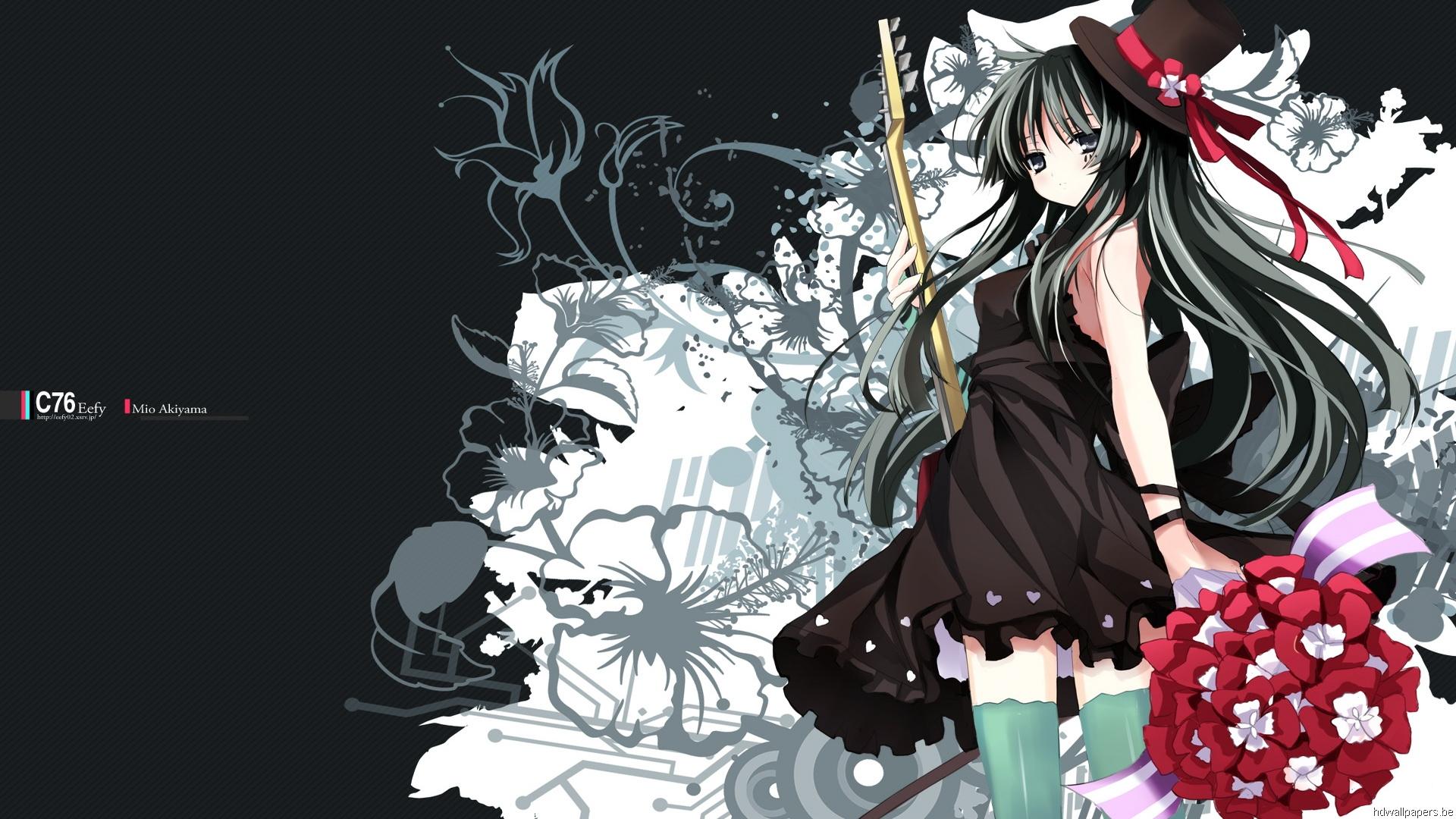 Awesome anime wallpapers hd wallpapersafari - Full hd anime wallpaper pack ...