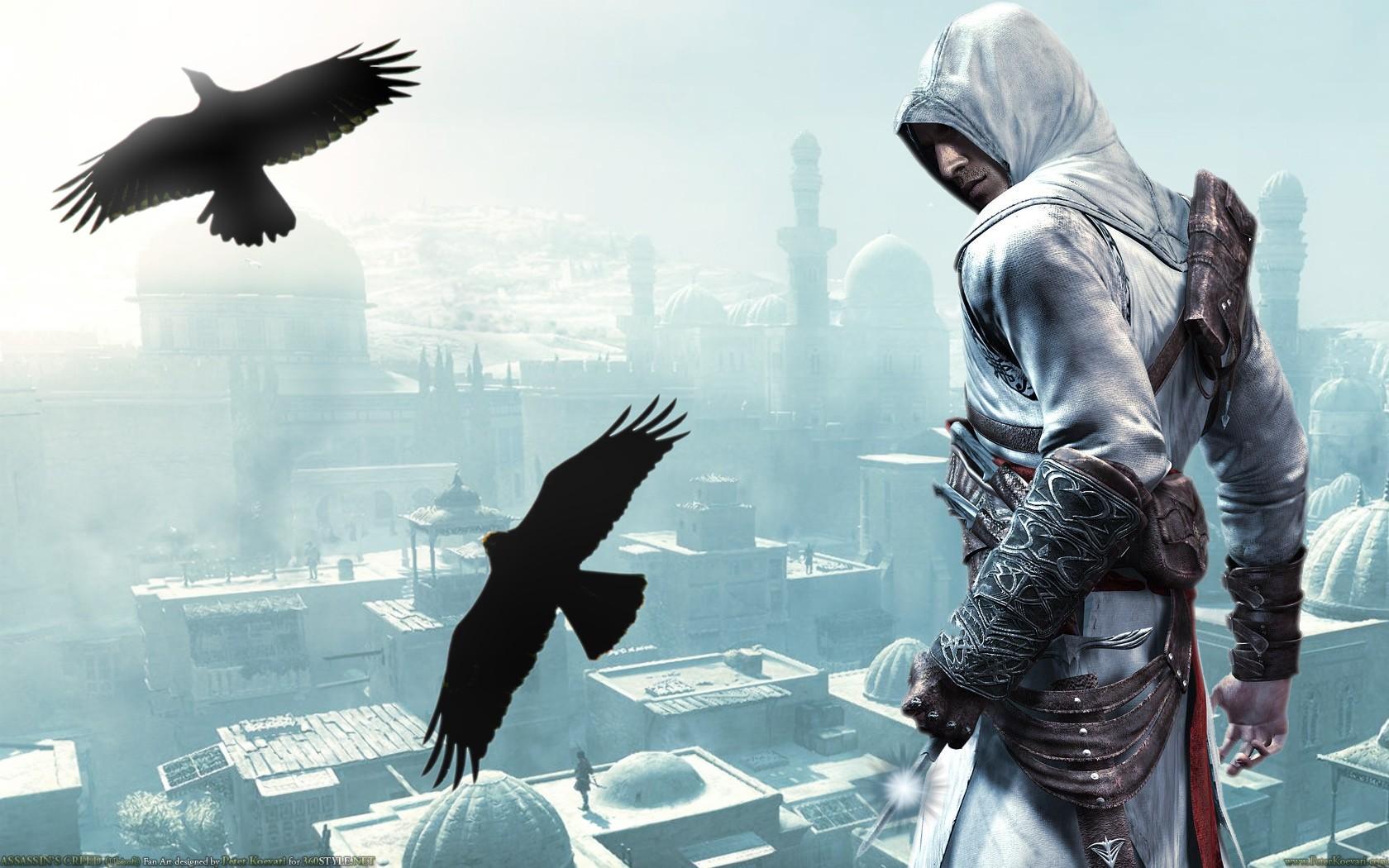 Assassins Creed Wallpaper 1680x1050 Assassins Creed Altair 1680x1050