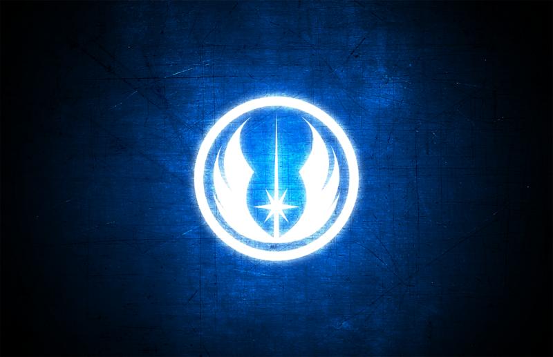 Jedi Logo Wallpaper Wallpapersafari