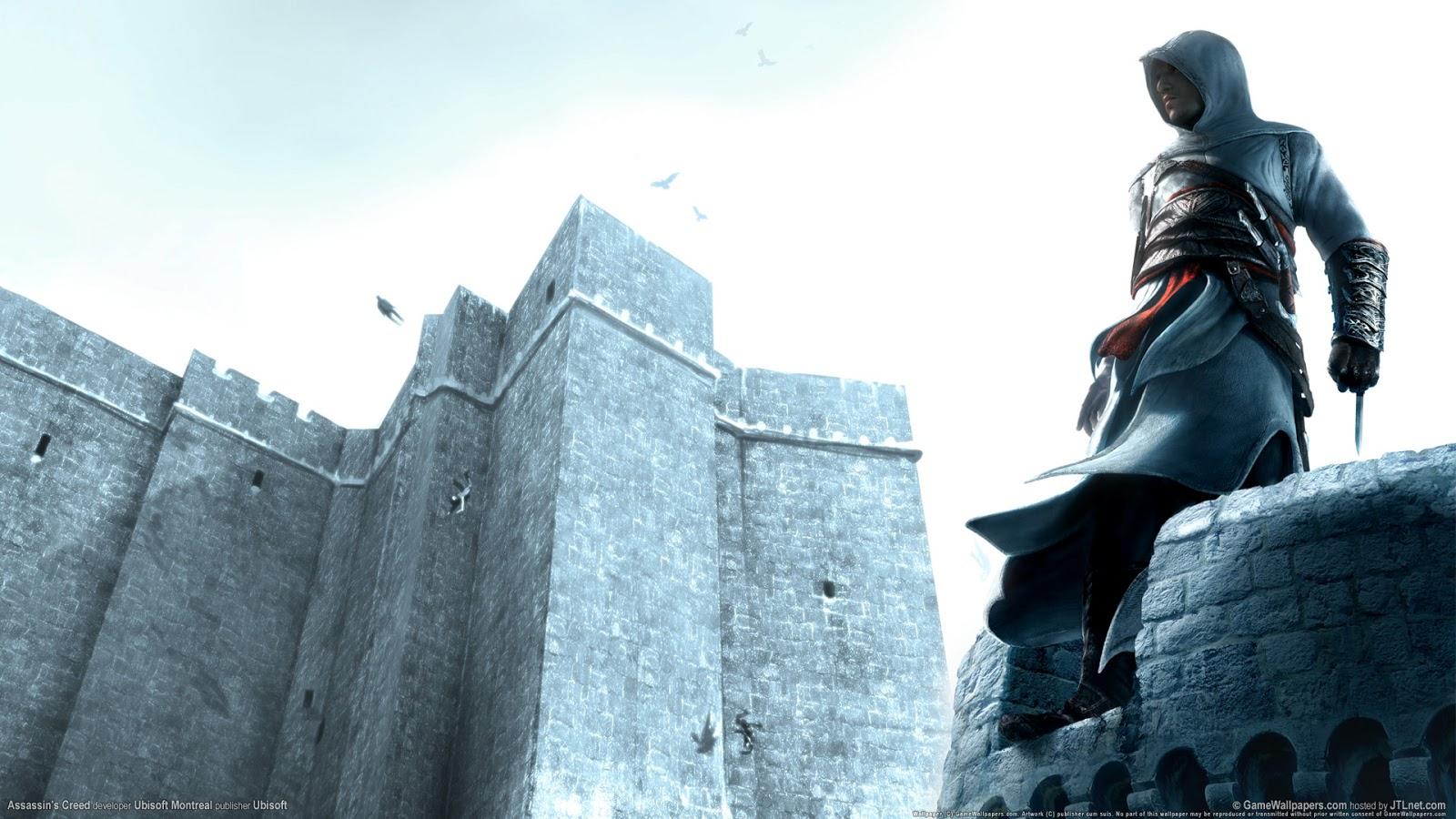 Wallpaper Dekstop Assassins Creed Brotherhood Game 1600x900