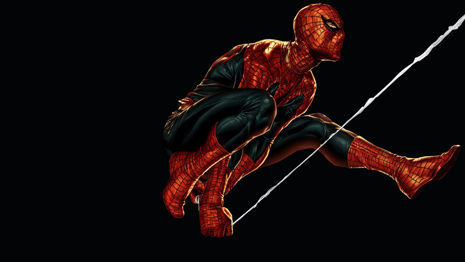 45+ Spiderman Wallpaper 1920x1080 on WallpaperSafari