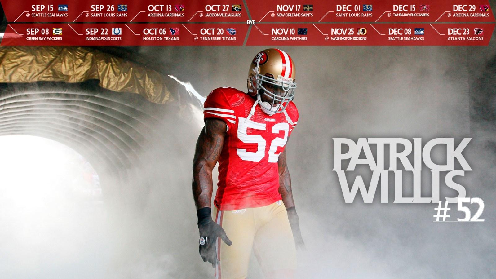 49 49ers schedule wallpaper on wallpapersafari - 2015 49ers schedule wallpaper ...