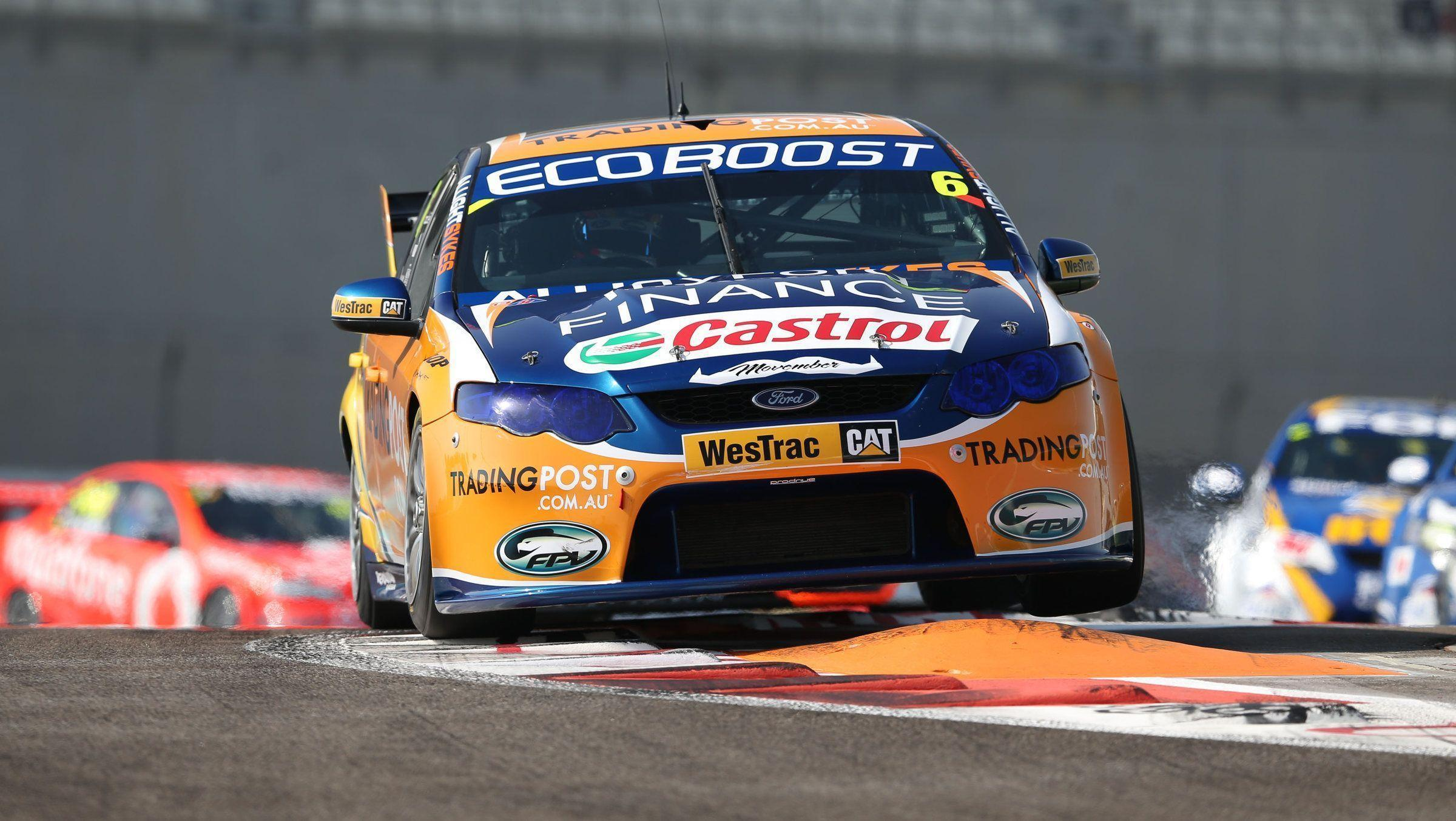 V8 Supercars Wallpapers 2400x1355