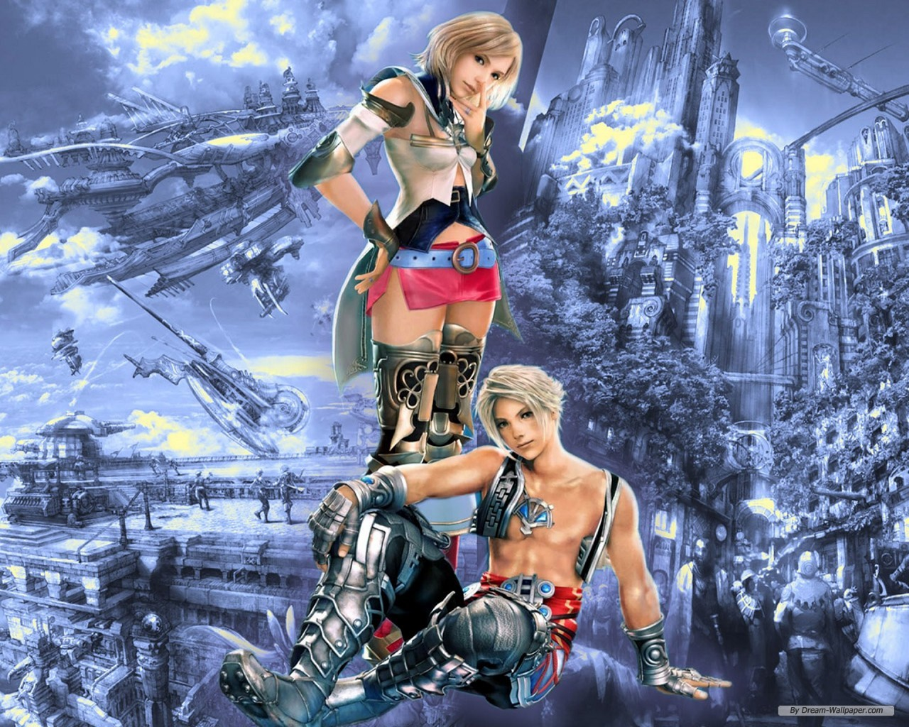 Game wallpaper   Cute Game Girl wallpaper   1280x1024 wallpaper 1280x1024